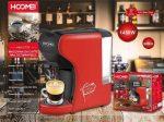 Espresso aparat 3u1-na prah i kapsule